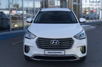 Hyundai Grand Santa Fe 2018 VIP Brown