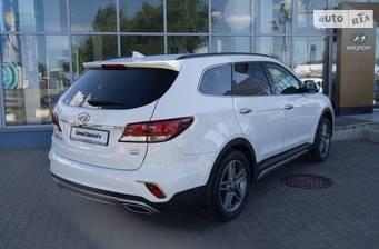 Hyundai Grand Santa Fe 2019 VIP Brown