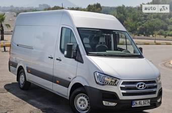Hyundai H 350 груз. 2.5L CRDi MT (170 л.с.) ДКБ 2018