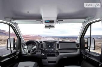 Hyundai H 350 груз. 2.5L CRDi MT (170 л.с.) ККБ 2018