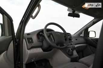 Hyundai H1 груз. 2.5D MT (136 л.с.) (3s) 2018