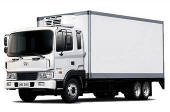 Hyundai HD 210 2018