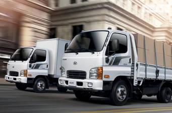 Hyundai HD 35 MT (136 л.с.) 4х2 2018