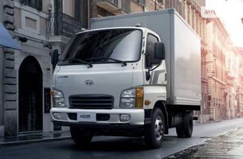 Hyundai HD 35 MT (136 л.с.) 4х2 4200 2018