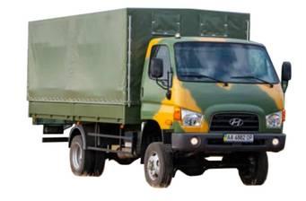Hyundai HD 65 MT (149 л.с.) 4WD 2019