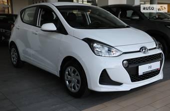 Hyundai i10 1.0 МT (66 л.с.) 2019