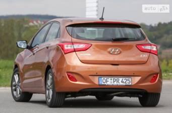 Hyundai i30 1.6 АT (130 л.с.) 2016