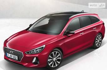 Hyundai i30 1.6 AT (130 л.с.) 2017
