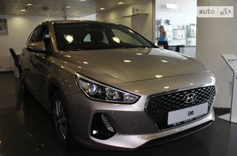 Hyundai i30 1.6 AT (130 л.с.) 2018