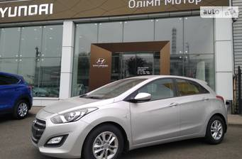 Hyundai i30 1.6 АT (130 л.с.) 2018