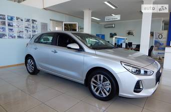 Hyundai i30 PD 1.6D AT (136 л.с.) 2018