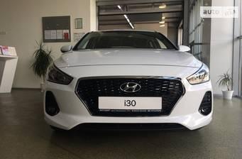 Hyundai i30 PD 1.6 MT (130 л.с.) 2018