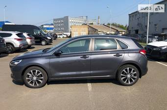 Hyundai i30 PD 1.6 AT (130 л.с.) 2019