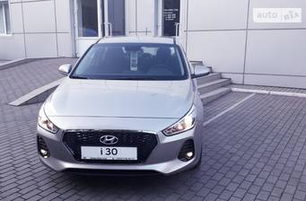 Hyundai i30 PD 1.6 AT (130 л.с.) 2020