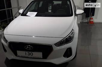 Hyundai i30 1.6 AT (130 л.с.) 2020