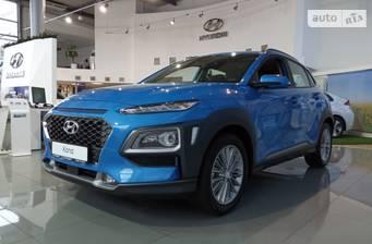 Hyundai Kona 1.6T DCT (177 л.с.) 4WD 2019