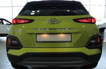 Hyundai Kona 1.0T MT (120 л.с.) 2019