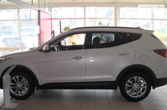 Hyundai Santa FE DM 2.2 CRDi AТ (197 л.с.) 4WD 2016