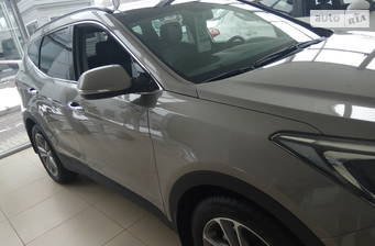 Hyundai Santa FE 2.2D AT (200 л.с.) 4WD 2017