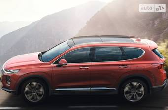 Hyundai Santa FE 2.2 CRDi AT (200 л.с.) AWD 2020