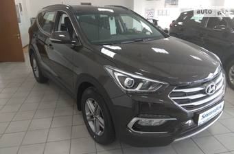 Hyundai Santa FE DM 2.2 CRDi AТ (197 л.с.) 2WD 2018