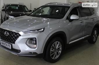 Hyundai Santa FE 2.2 CRDi AT (200 л.с.) AWD 2018