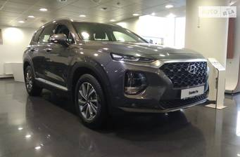 Hyundai Santa FE 2.2 CRDi AT (200 л.с.) 2018
