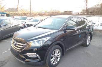 Hyundai Santa FE DM 2.2 CRDi AТ (200 л.с.) 2WD 2018