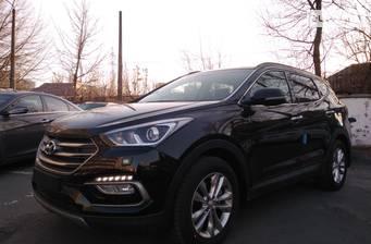 Hyundai Santa FE DM 2.2 CRDi МТ (200 л.с.) 2WD 2018