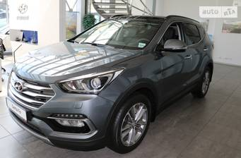Hyundai Santa FE DM 2.2 CRDi AТ (200 л.с.) 4WD 2018