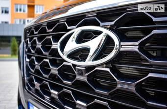 Hyundai Santa FE 2019 Top+ Panorama Brown