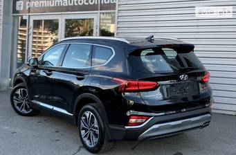 Hyundai Santa FE 2019 Prestige Brown