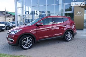 Hyundai Santa FE 2017 Тор Panorama