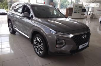Hyundai Santa FE 2020 Top Brown