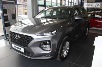 Hyundai Santa FE 2.2 CRDi AT (200 л.с.) AWD 2020