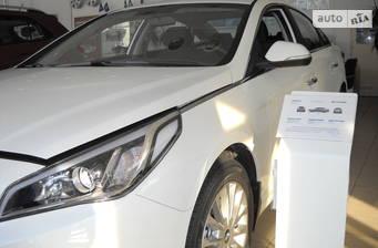Hyundai Sonata New 2.0 MPI АT (154 л.с.) 2016