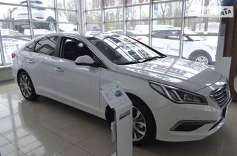 Hyundai Sonata New 2.0 MPI АT (154 л.с.) 2018