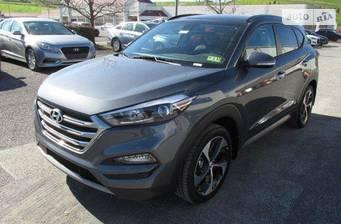 Hyundai Tucson 1.6T-GDI АТ (177 л.с.) 4WD 2017
