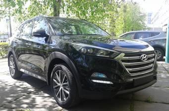 Hyundai Tucson 2.0 CRDi AT (186 л.с.) 4WD 2018
