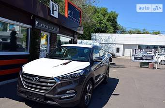 Hyundai Tucson 2.0 CRDi AT (186 л.с.) 4WD 2017