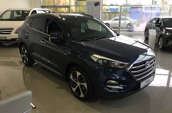 Hyundai Tucson 2.0 CRDi AT (185 л.с.) 4WD 2017