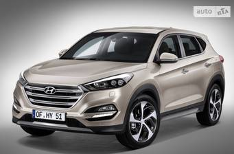 Hyundai Tucson 2.0 AT (155 л.с.) 4WD 2018
