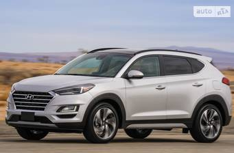 Hyundai Tucson 1.6 CRDi 7DCT (136 л.с.) 2020