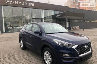 Hyundai Tucson 2.0 МT (155 л.с.) 2019