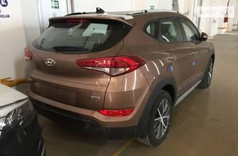 Hyundai Tucson 2.0 CRDi AT (185 л.с.) 4WD 2018