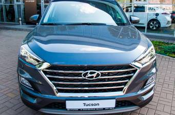 Hyundai Tucson 2.0 CRDi AT (186 л.с.) 4WD 2020