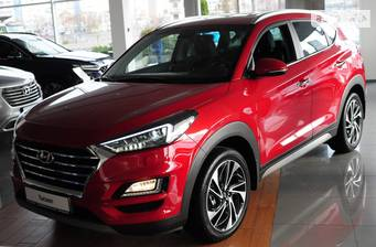 Hyundai Tucson 2019 Individual