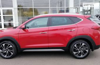Hyundai Tucson 2019 Top