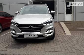 Hyundai Tucson 2.0 CRDi AT (185 л.с.) 4WD 2020