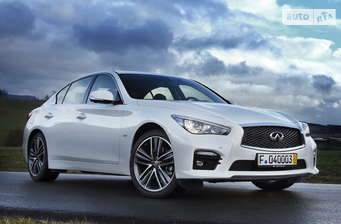 Infiniti Q50 2.0 АТ (211 л.с.) Luxe Pack 1 + Pack 2 2018